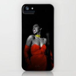 Josephine Baker iPhone Case