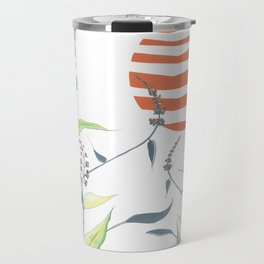 Buddleia Travel Mug