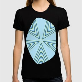 Linear Waves in MWY 01 T-shirt