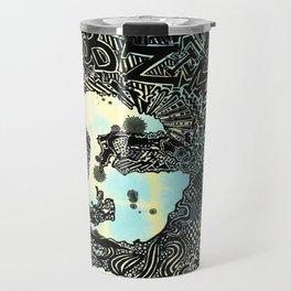 Bob Dylan #2 Travel Mug