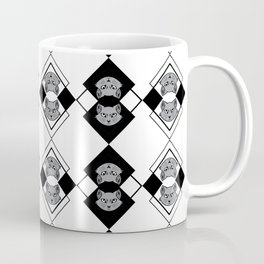 Cat pattern Coffee Mug