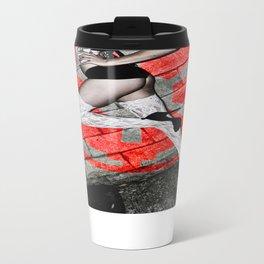 Holly Dawn Trooper Metal Travel Mug