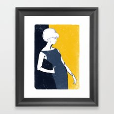 Melinda Framed Art Print
