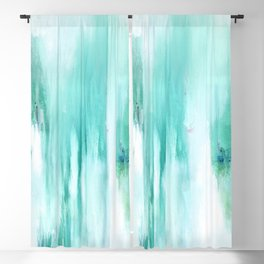 Lost in Silence 1a  by Kathy Morton Stanion Blackout Curtain