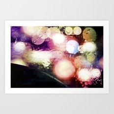 Raingb Art Print