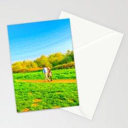 Summer Walks Stationery Cards