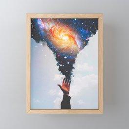 Getting Lost Framed Mini Art Print