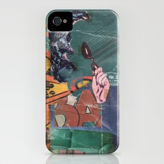 Secret Identity iPhone (4, 4s) Slim Case