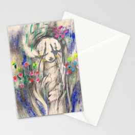 Mary I (Cocoon) Stationery Cards