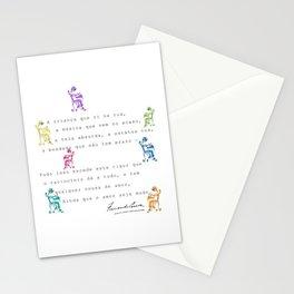 Fernando Pessoa 2 Stationery Cards