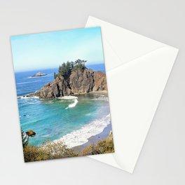 coastal overlook Stationery Cards