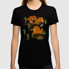 Desert Modernism-Cactus T-shirt