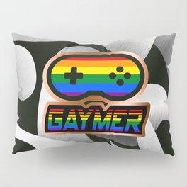 GAYmer Gamer Steel Pillow Sham