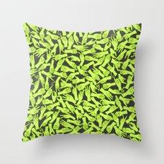 Visual English I Throw Pillow