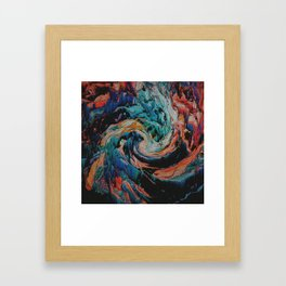 ŠPRPÅ Framed Art Print