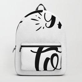 Tote Bag Design Totes Y'all Backpack