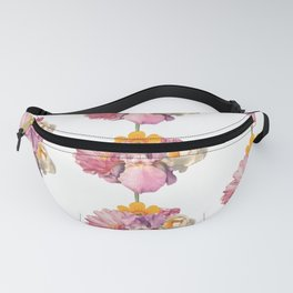 polly (pattern) Fanny Pack
