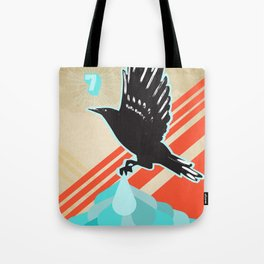 Poster Project   Naaman Tote Bag