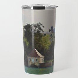 Lake Annecy Jewel Travel Mug