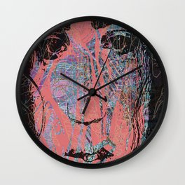 Outta Shell Wall Clock