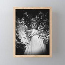Rose Angel Framed Mini Art Print