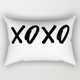 xoxo Rectangular Pillow