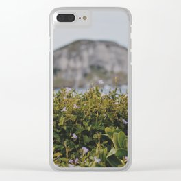 Waimanalo Clear iPhone Case