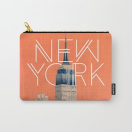 The Big Apple #society6 #decor #buyart Carry-All Pouch