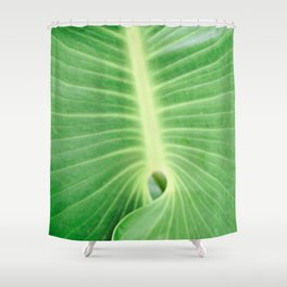 Palm CR Shower Curtain