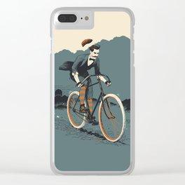 Chapeau! Clear iPhone Case