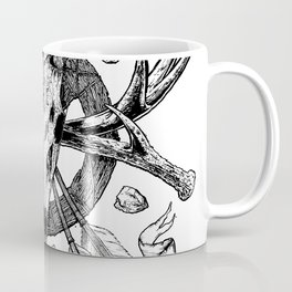 Spiritual Warrior Coffee Mug