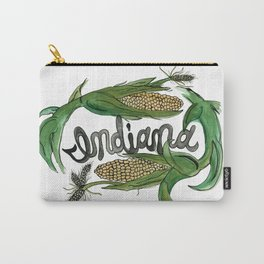 Indiana is corny Carry-All Pouch