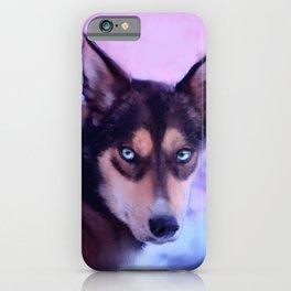 The Sled Dog iPhone Case