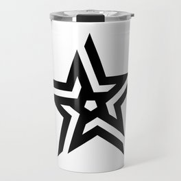 Untitled Star Travel Mug