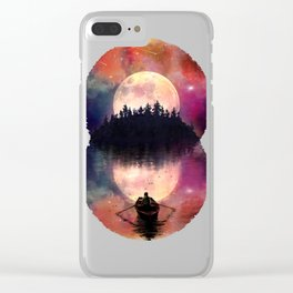 Nature's Union Clear iPhone Case