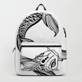 Koi Fish Backpack