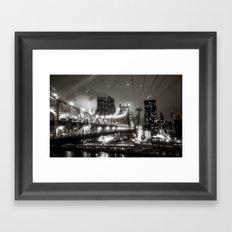 New York City Framed Art Print