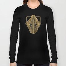 Doctor Who Cyberman Long Sleeve T-shirt