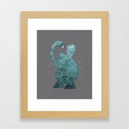The Librarian Framed Art Print