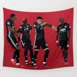 Milly Rock at the Emirates Wall Tapestry
