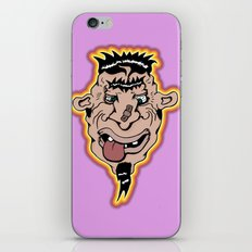 Power Puff iPhone & iPod Skin