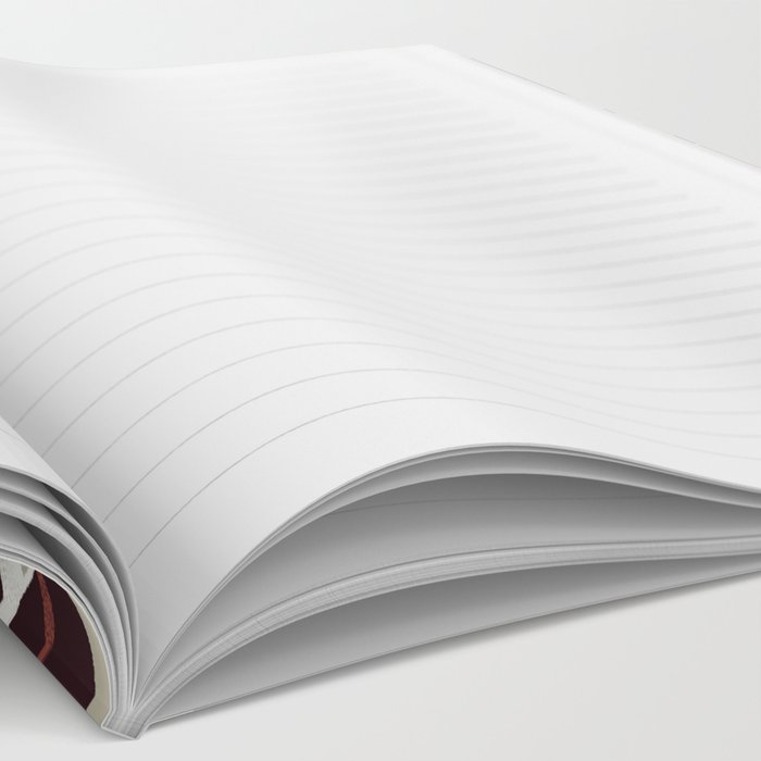 Cabinet of curiosities Notebook