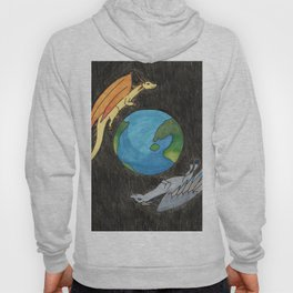 Dragons of the Sun and Moon Hoody