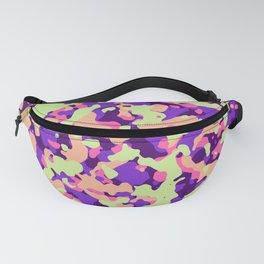 Amazing Camouflage Design Fanny Pack