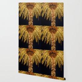 Palmetto Lights Wallpaper