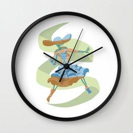 Skelady Wall Clock