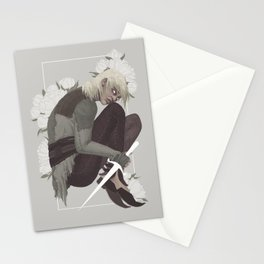 THE FORGOTTEN BOY OF THE WHITE SPIRE Stationery Cards
