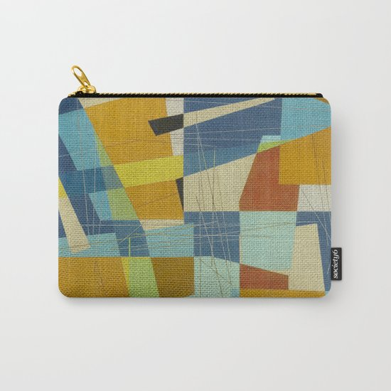 Don Quixote and the Windmill Carry-All Pouch
