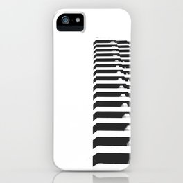 'high in the air, when i'm pulling off your shirt.' iPhone Case