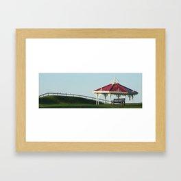 St Andrews #4 Framed Art Print